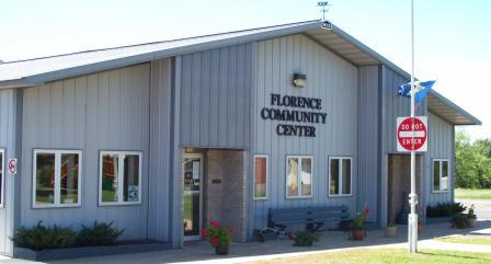 A picture of the Town of Florence Community Center